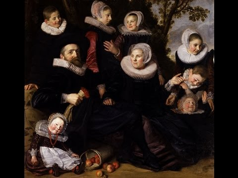 Frans Hals unveiling