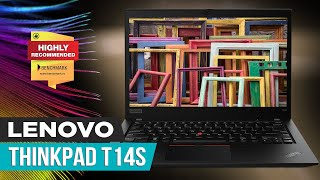 Lenovo ThinkPad T14s Laptop Review - A pro business tool