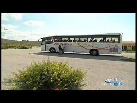Autobus turistici dirottati a cugno vela scoppia la protesta news agtv