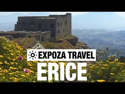 Érice (Sicily) Vacation Travel Video Guide