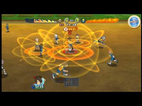 Video clip hay inazuma eleven strikers 2012 extreme vs dark emperors