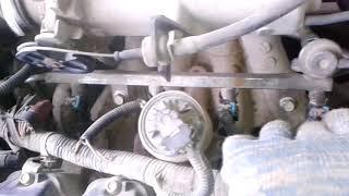 нексия троит двигатель
