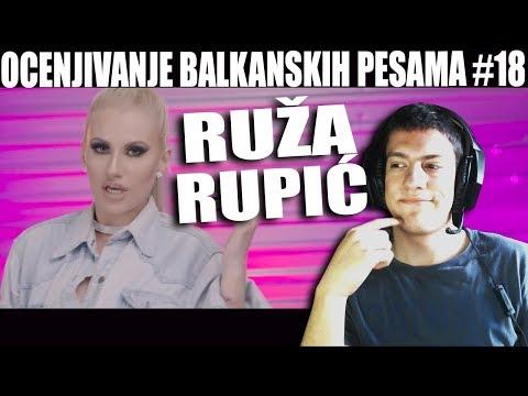 OCENJIVANJE BALKANSKIH PESAMA - RUZA RUPIC - NISAM NEDODIRLJIVA