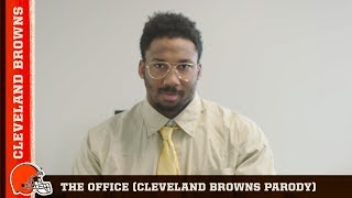 The Office Starring The Cleveland Browns
