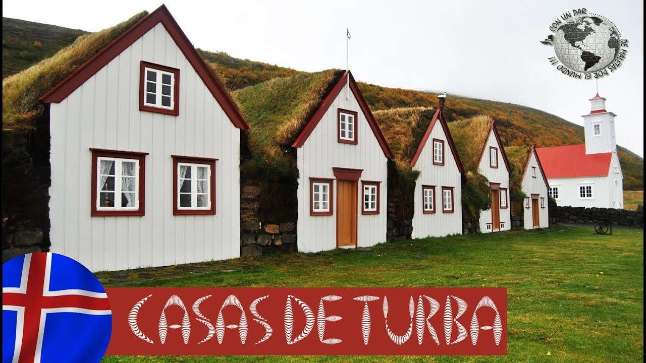 Casas De Turba Turf Houses Iceland Islandia 2013 Youtube
