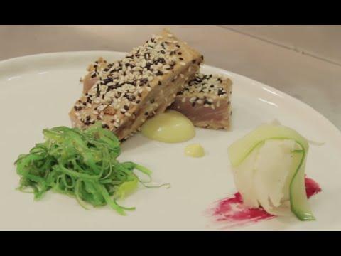 Takati de thon - Recette Alexis Top Chef