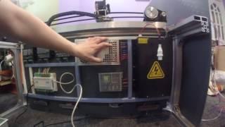 Собираем лазерный резак-гравер. Часть 7. Аппаратный отсек.