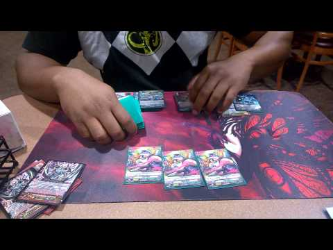 Cardfight Vanguard School Special Investigator, Leo-pald Chaser