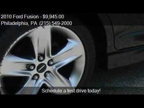 2010 Ford Fusion Sport AWD 4dr Sedan for sale in Philadelphi  YouTube