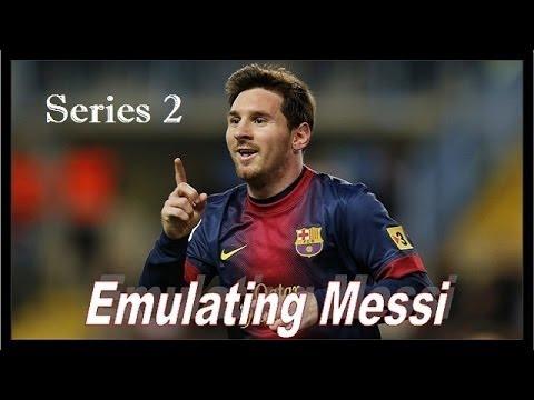 Emulating Messi Series 2 Episode 4 - Spiralling