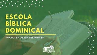EBD -  Os Diáconos da Igreja - Diác. Osli Adriel - 22/11/2020