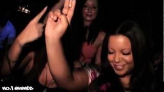 No.1 EVENTS DUBAI - Glow in the Dark Party Part II