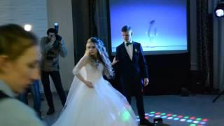 Свадебный танец. Поповы