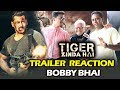 Tiger Zinda Hai Trailer Reaction By EXPERT Bobby Bhai - Salman Khan, Katrina Kaif