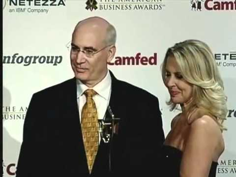 Bill Milligan of HPTi wins a 2011 Stevie Award