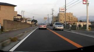 愛媛県道23号 伊予川内線 Ver.2 伊予→川内