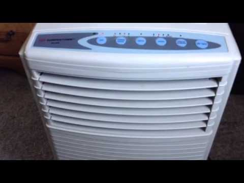 Neostar 5 In 1 Heater Purifier Fan Air Cooler And Hu