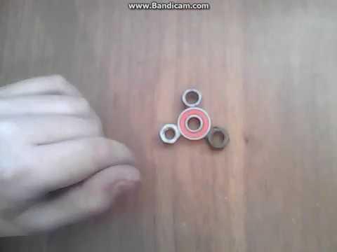 spinner svoimi rukami