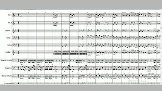Sik A sik Ayu Ting Ting partitur marching band
