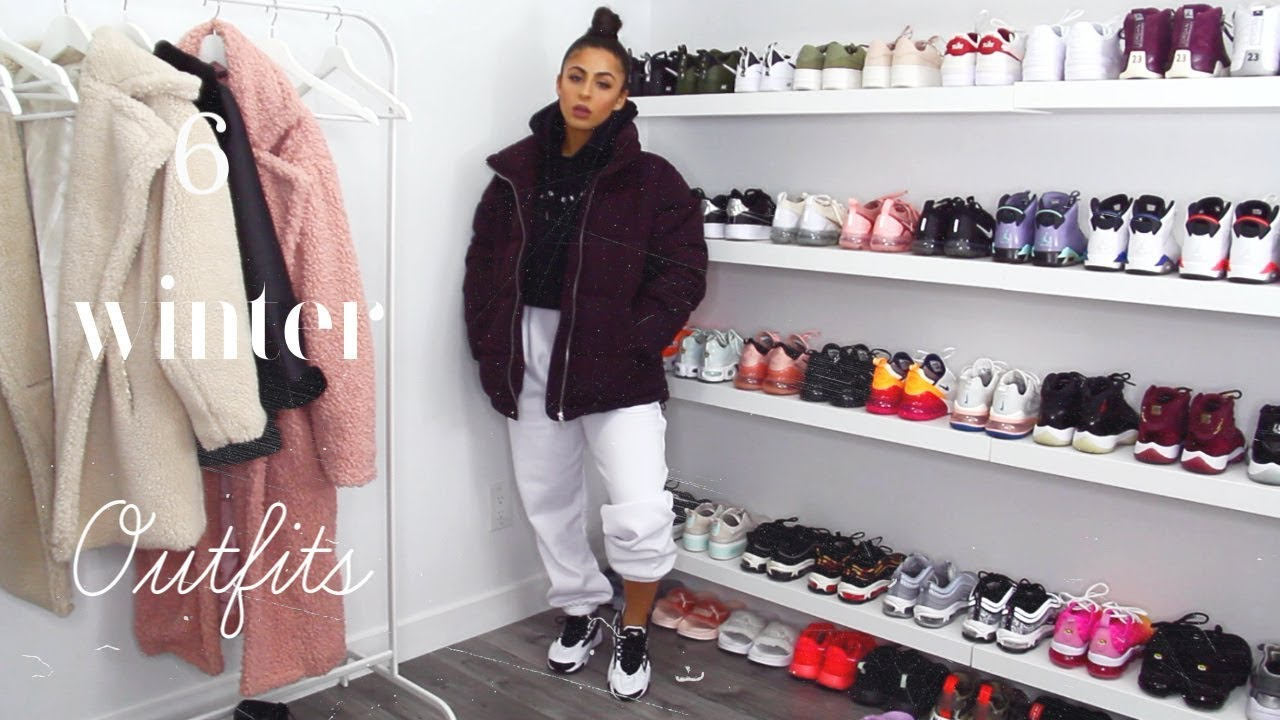 [VIDEO] - 6 WARM WINTER OUTFIT IDEAS 2019 | casual & stylish 4