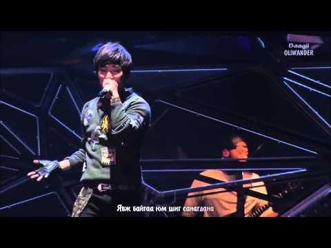 BIGBANG  TELL ME GOODE  HD  Mongolian Subtitle