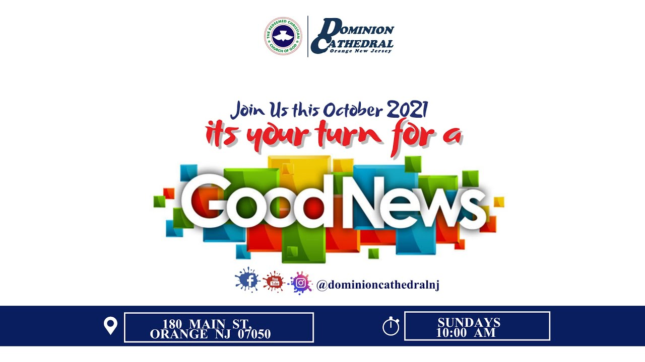 Download CONVENANT OF GOOD NEWS by Pastor Olatunji Jegede