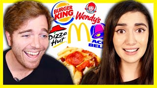 Download MIXING ALL FAST FOOD RESTAURANTS TOGETHER with SAFIYA NYGAARD Mp3 and Videos