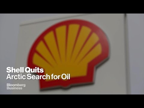 Shell's $7 Billion Alaska Oil Search Finds Dry Well