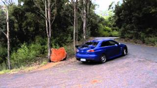 2012 Mitsubishi Lancer Evolution X MR test drive