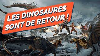 AFFRONTEZ les DINOSAURES dans Second Extinction ! GAMEPLAY FR PC - Plus tard sur Xbox Series X et S