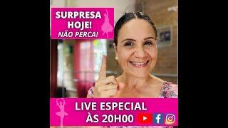 Live Surpresa- 14/06/21- 20h