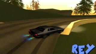 GTA Sa: Drift Skills By. ReY