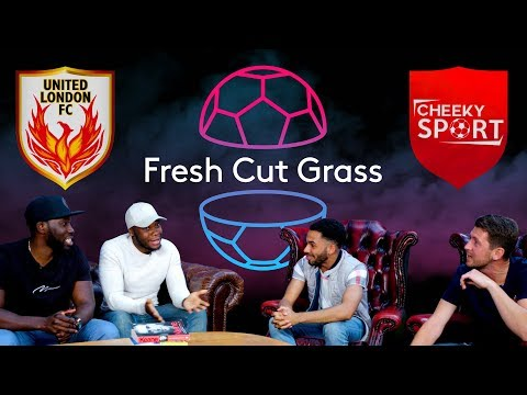 GOAL OF THE SEASON! UNITED LONDON FC REAL LIFE FOOTBALL MANAGER? | FRESH CUT GRASS