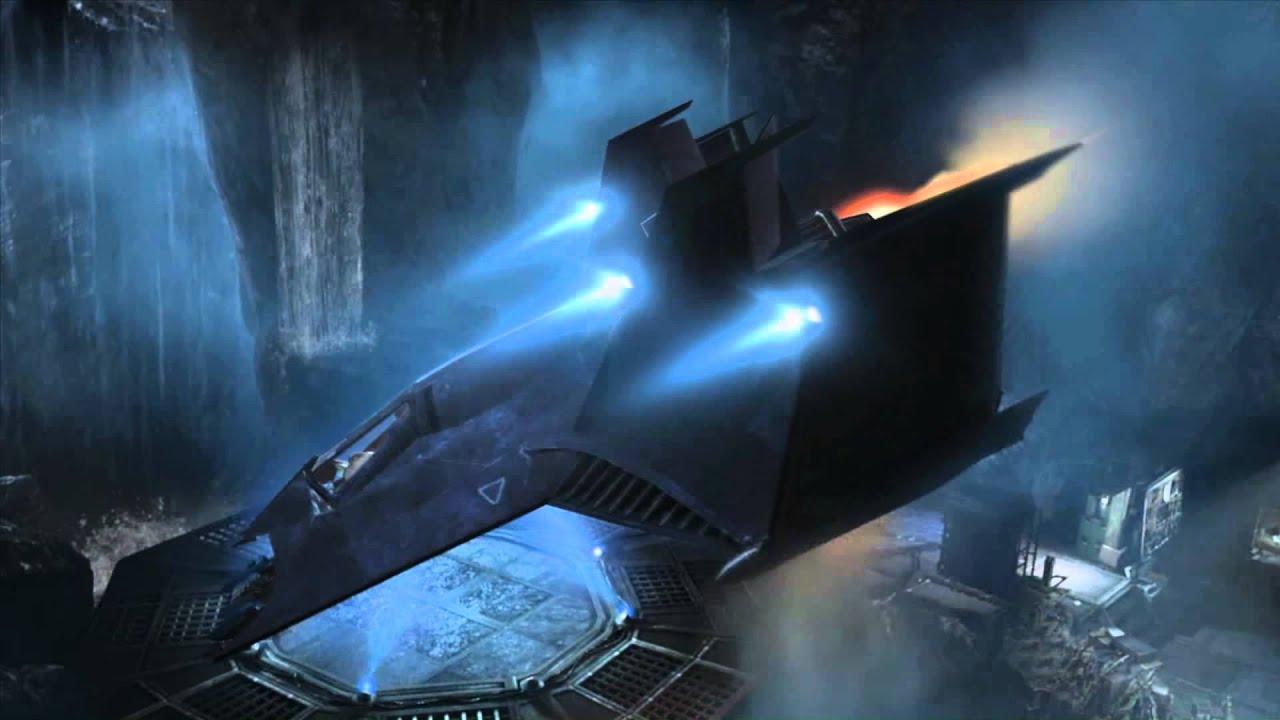 Batman Arkham Origins Leaving The Batcave Like A Boss Youtube