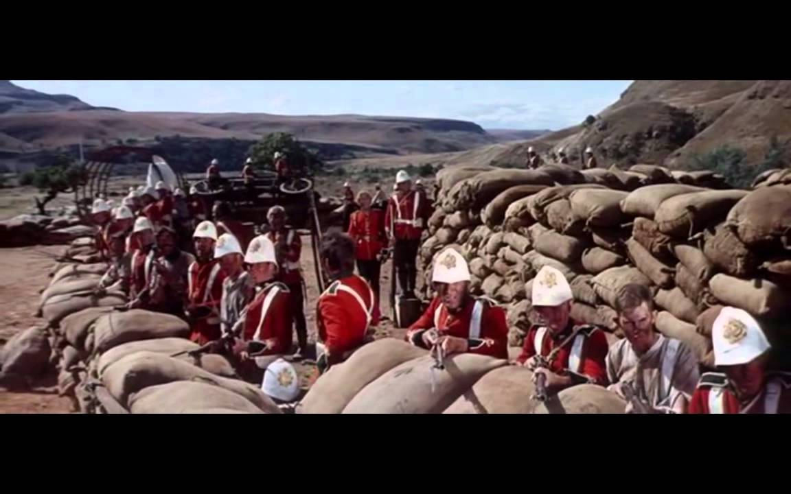 Zulu (1964) Men Of Harlech - YouTube