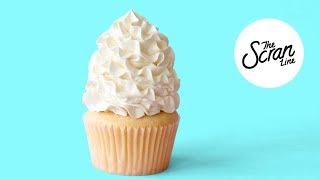 Easy Vanilla Bean Cupcakes - The Scran Line