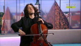 «Игра престолов» в Кофе+: виолончелист Ян Максин исполнил саундтрек из сериала