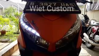 Upgrade Led Honda Vario 150