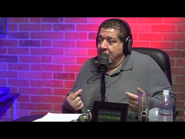 Joey Diaz on Becoming a Comedian