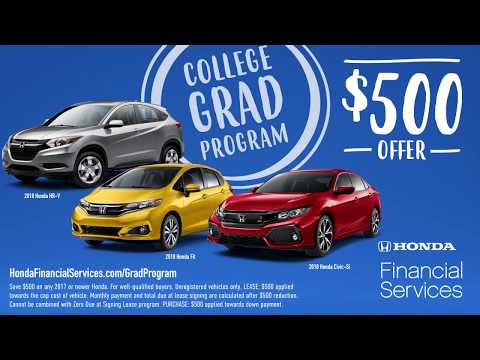 Honda College Grad Program - Richards Honda in Baton Rouge, LA