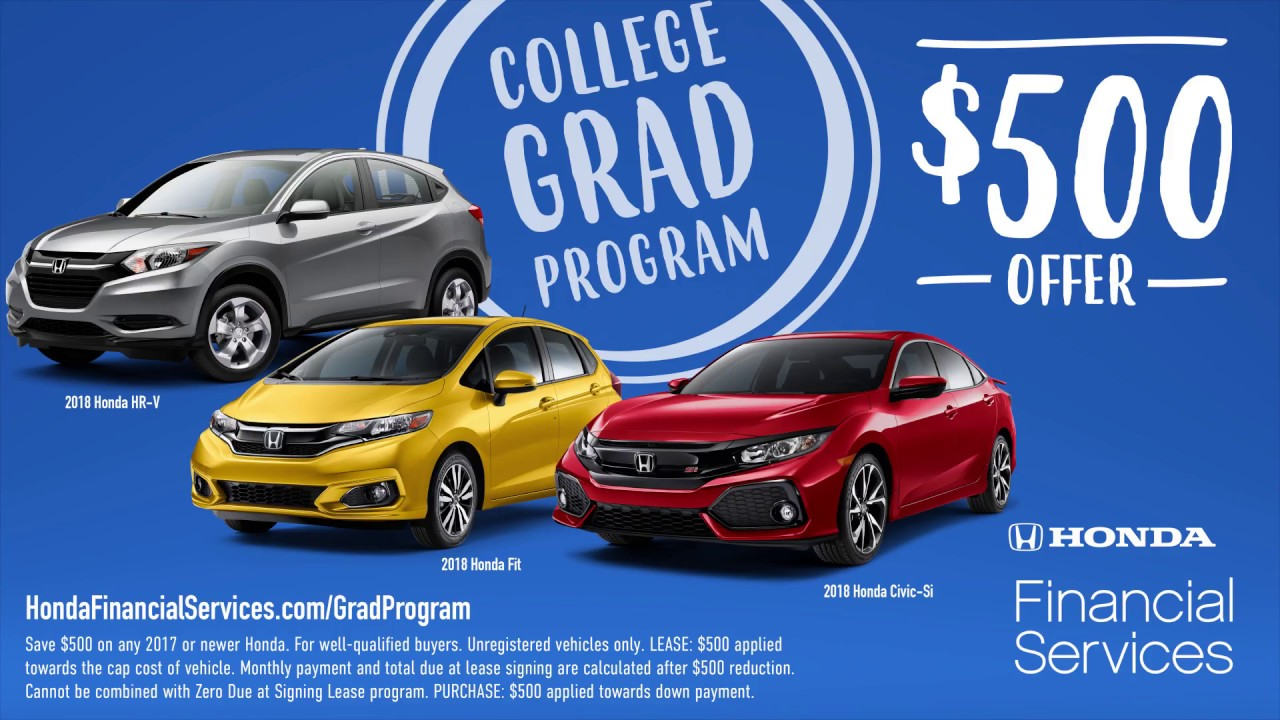 Honda College Grad Program   Richards Honda In Baton Rouge, LA