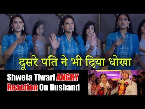 Shweta Tiwari Angry Reaction On Husband Abhinav 😡 For showing vulgar Photos To Daughter Palak