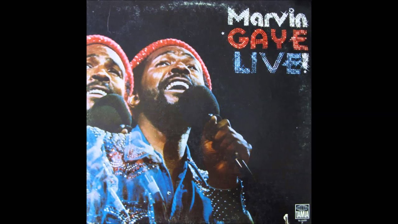 Marvin Gaye - Distant Lover (Live, 1974) - YouTube
