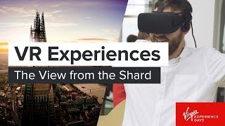 VR at The View from The Shard