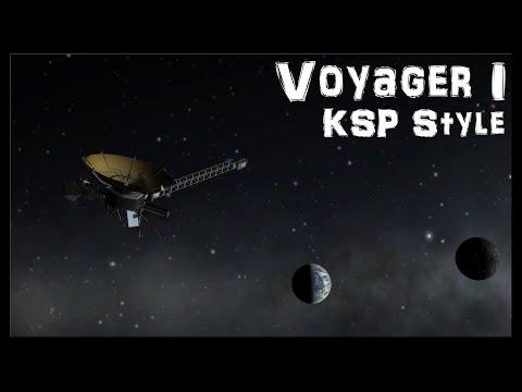 KSP: Voyager I