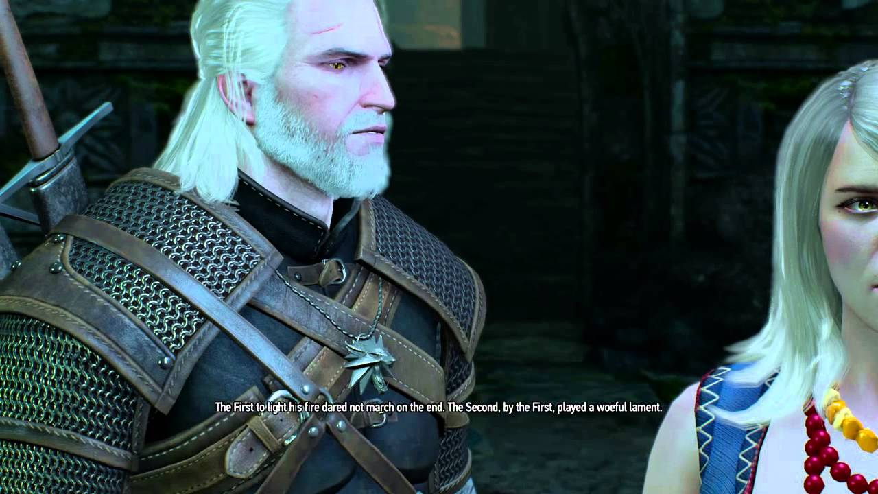 The Witcher 3: Wild Hunt Magic Lamp Riddle (The 4 Statues/Flames ...
