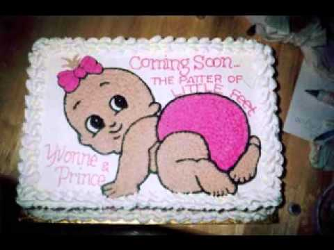 Diy Baby Shower Cakes Decorating Ideas For Boys Youtube