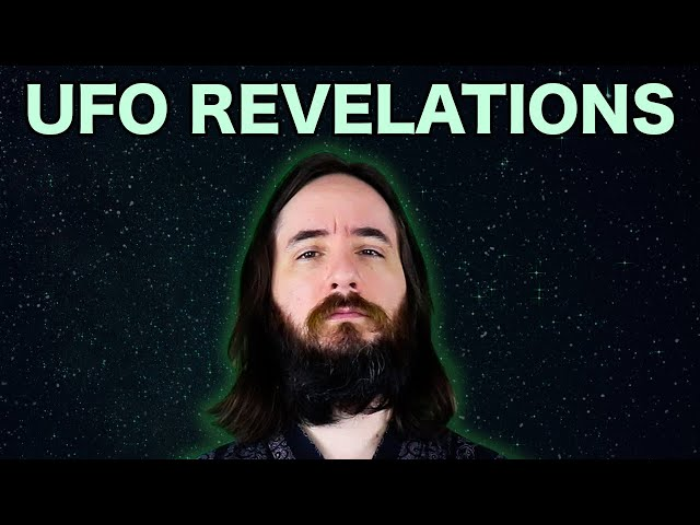 How to Solve the UFO Mystery