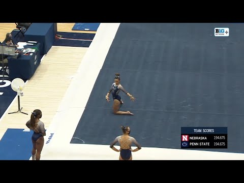 Nebraska at Penn State | 1-23-21 | Top 5 Vault, Bars, Beam, Floor | NCAA Gymnastics