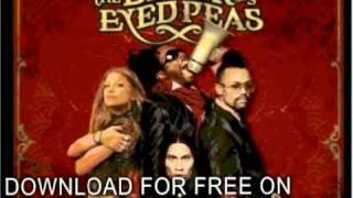 Скачать Black Eyed Peas Dum Diddly Monkey Business